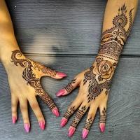 Black Henna Artist Toronto - Best Henna Design Ideas